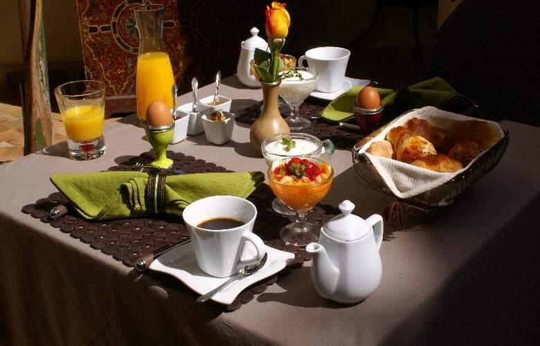 Riad Zayane - Restaurant - 19