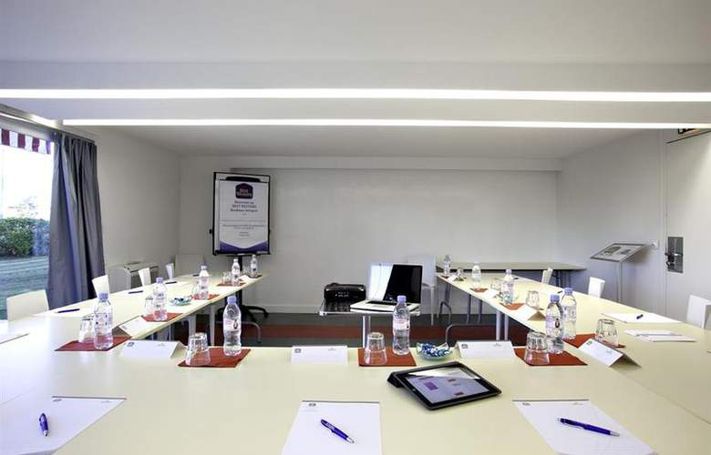 Best Western Bordeaux Aeroport - Conference - 72
