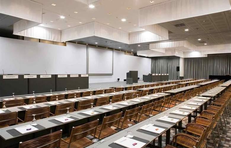Sofitel Hamburg Alter Wall - Conference - 68
