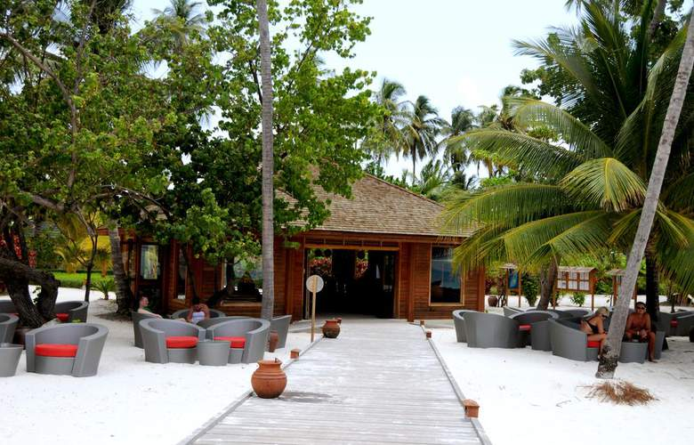 Meeru Island Resort - Bar - 4