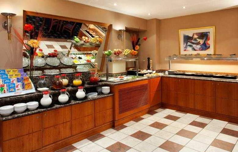 Holiday Inn Rotherham-Sheffield M1, Jct.33 - Bar - 8