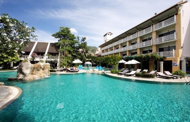 Thara Patong Beach Resort - Pool - 9