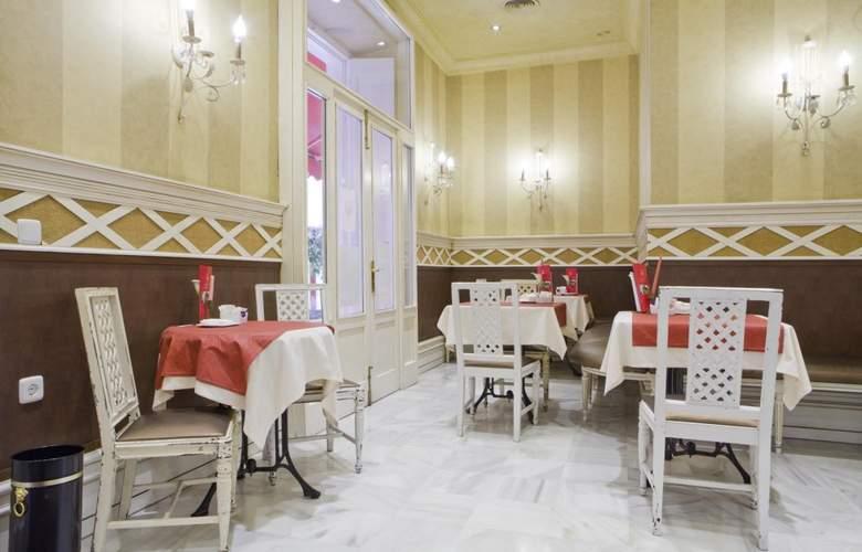 Las Cortes de Cadiz - Restaurant - 14