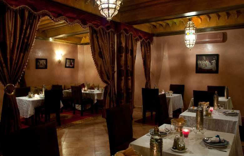 Kasbah Dar Ilham - Restaurant - 10