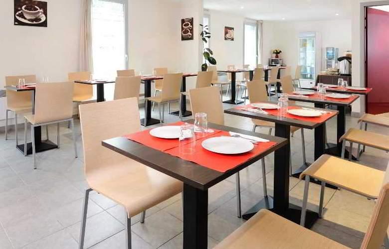 Sejours et Affaires Rennes Villa Camilla - Restaurant - 4