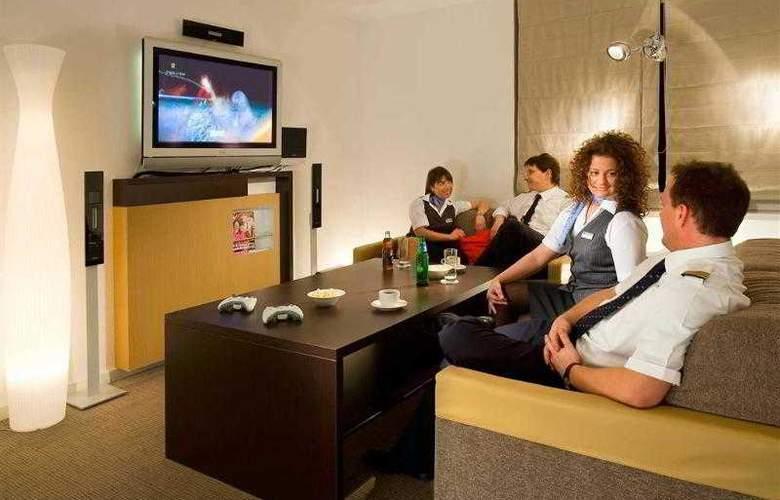 Novotel Zurich Airport Messe - Hotel - 8