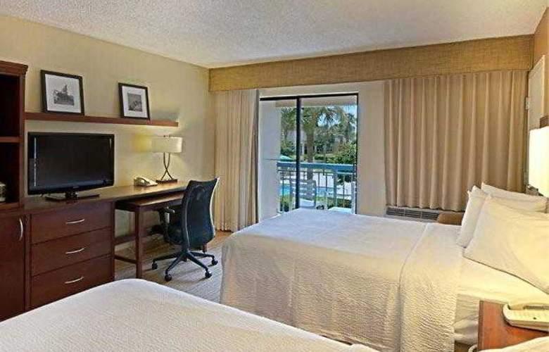 Courtyard Orlando Lake Buena Vista at - Hotel - 10