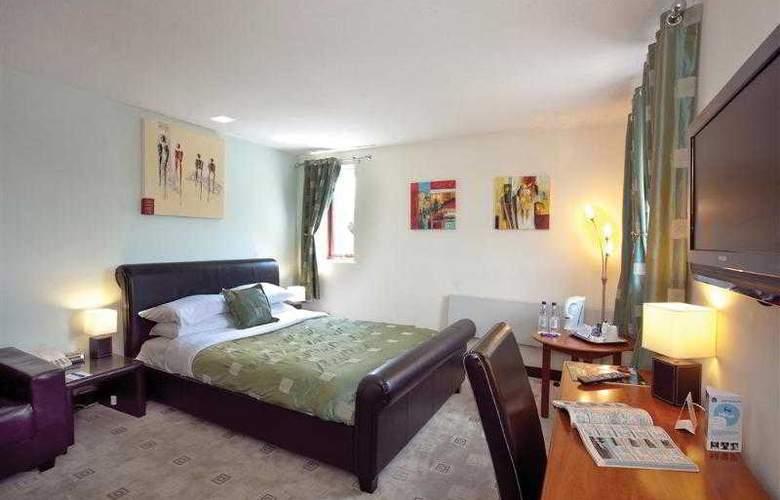 Best Western Hotel St Pierre - Hotel - 30