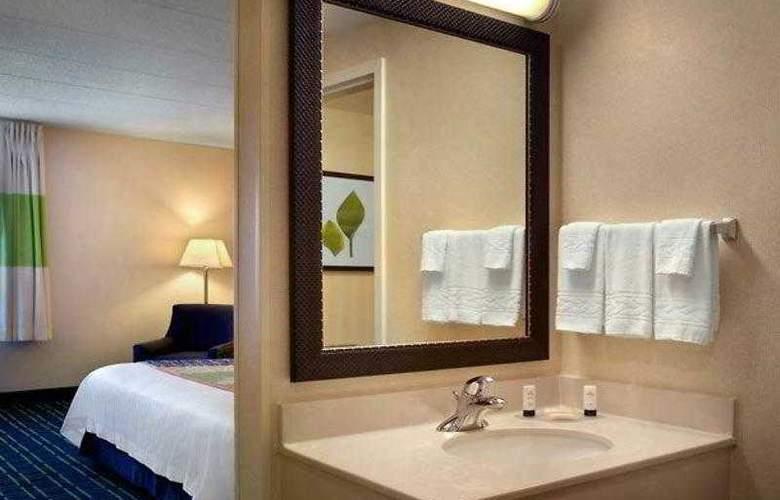 Fairfield Inn Boston Woburn/Burlington - Hotel - 5