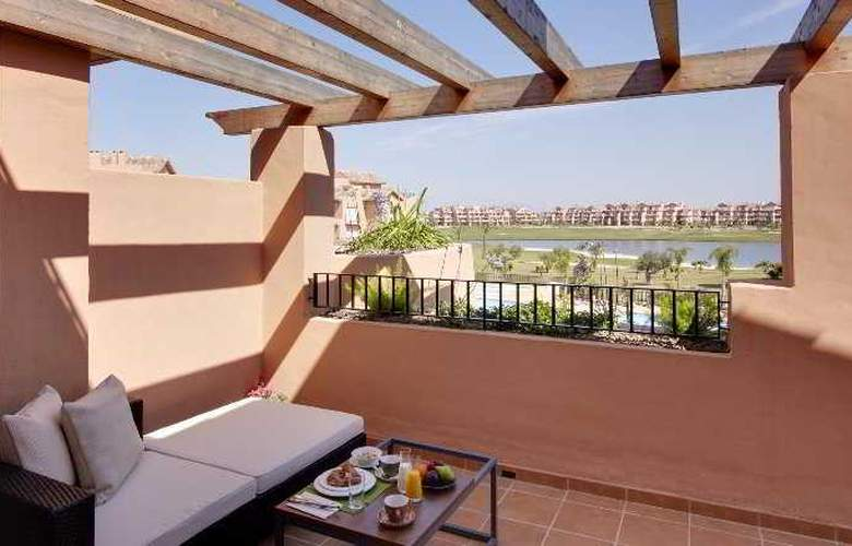 The Residences Mar Menor Golf & Resort - Terrace - 9
