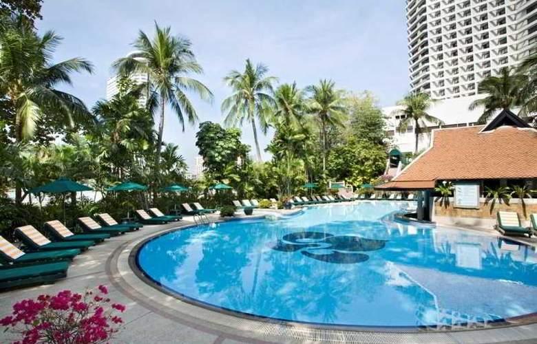 Royal Orchid Sheraton - Towers Bangkok - Pool - 3