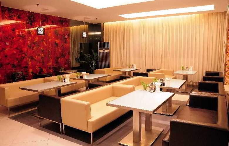 Jinjiang Inn (Administrative Service Centre,Suzhou - Restaurant - 4