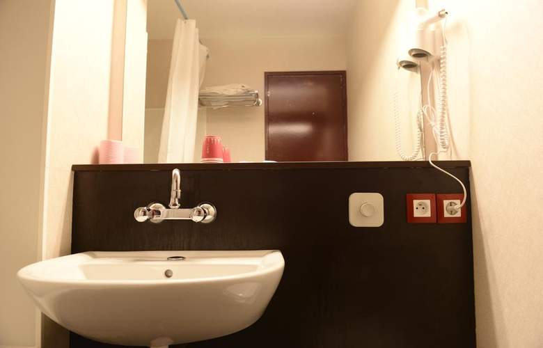 Hipotel Paris Hippodrome - Room - 7