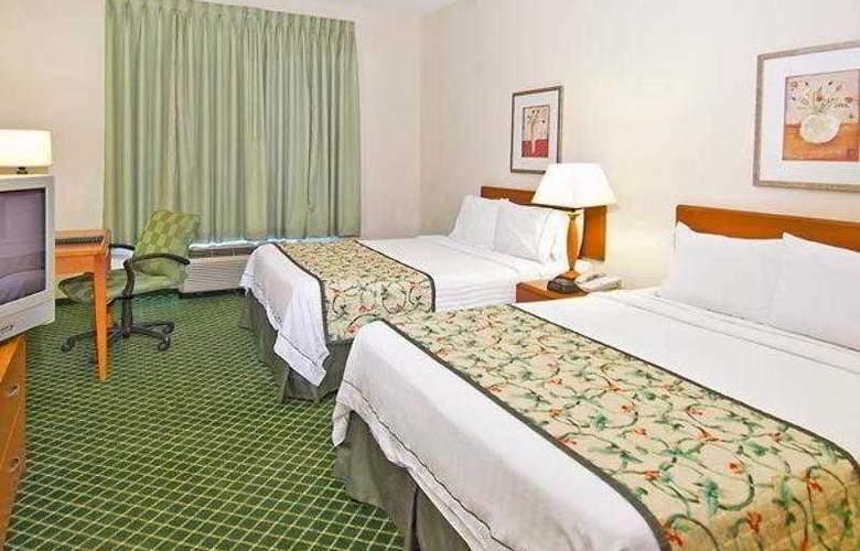 Fairfield Inn suites Edmond - Hotel - 3