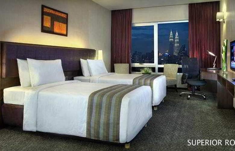 Furama Bukit Bintang - Room - 10
