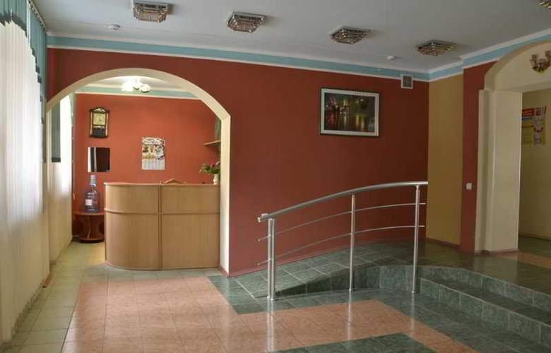 Recreational Center Semashko str - General - 2