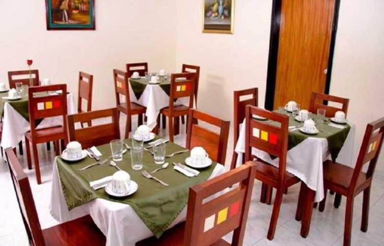 Hotel Casa Chico 101 - Restaurant - 2
