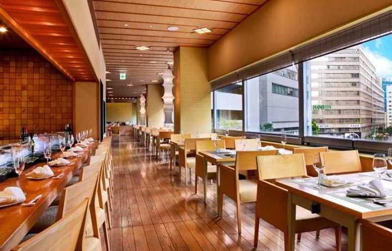 Hilton Osaka hotel - Hotel - 8
