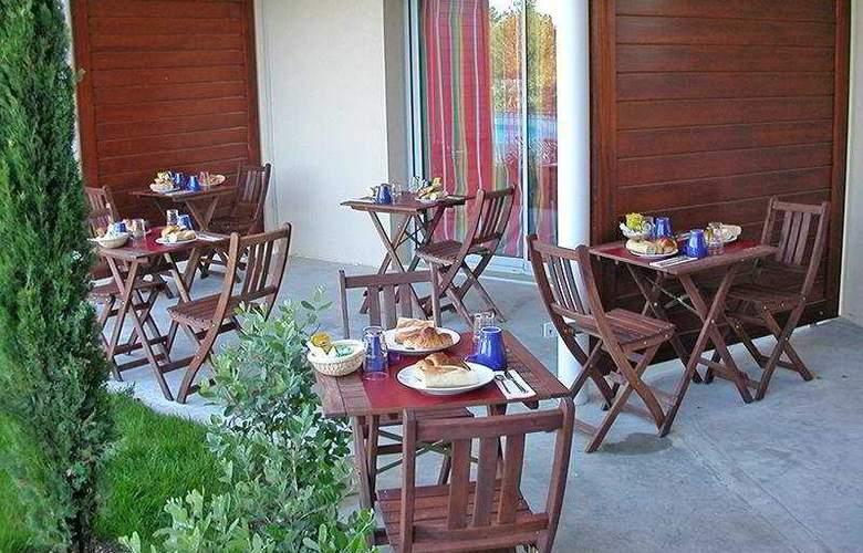 Appart'hôtel Victoria Garden La Ciotat - Restaurant - 10