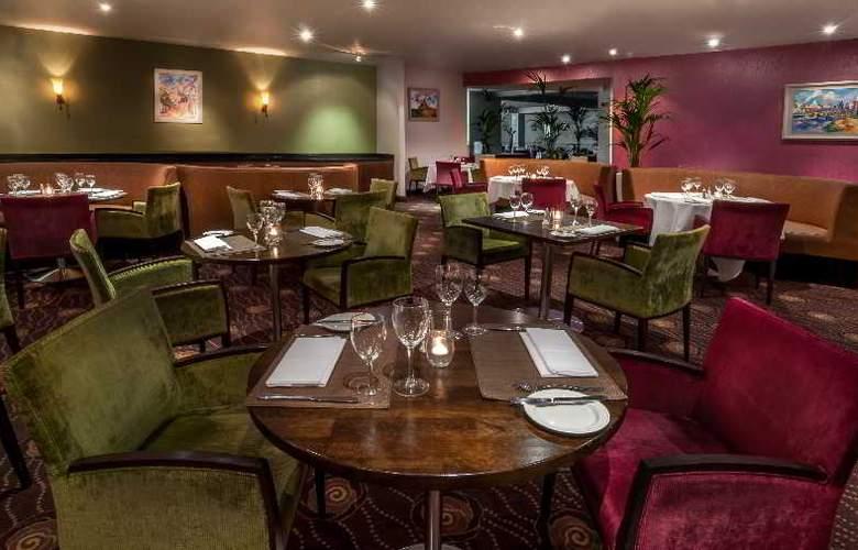 Ballsbridge Hotel- The Tower - Restaurant - 3