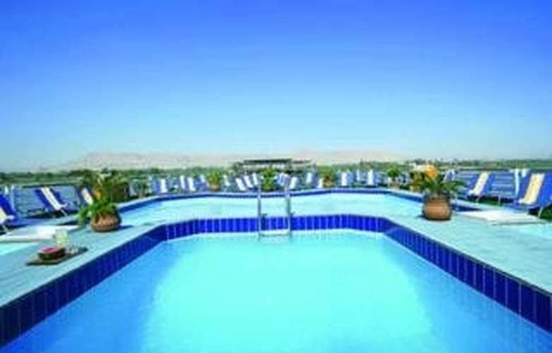 M/S Moevenpick Radamis II Nile Cruise (aswan) - Pool - 6