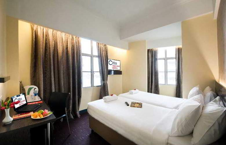 Citin Seacare Pudu by Compass Hospitality - Room - 25