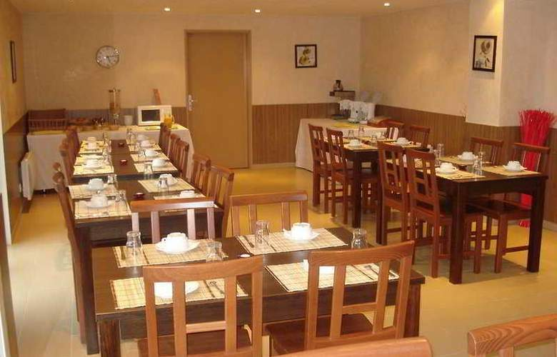 Residhotel les Hauts d'Andilly - Restaurant - 7