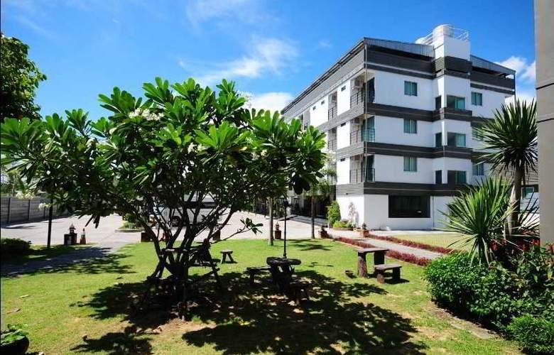 BS Residence Suvarnabhumi - Hotel - 12
