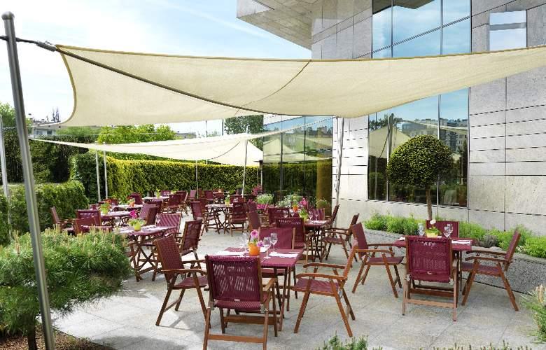 Regent Warsaw Hotel - Terrace - 18