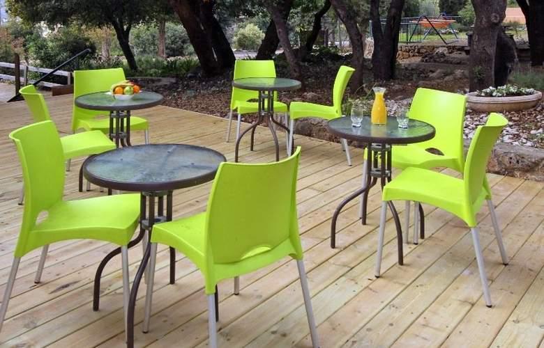 Kibbutz Eilon Travel Hotel - Terrace - 2
