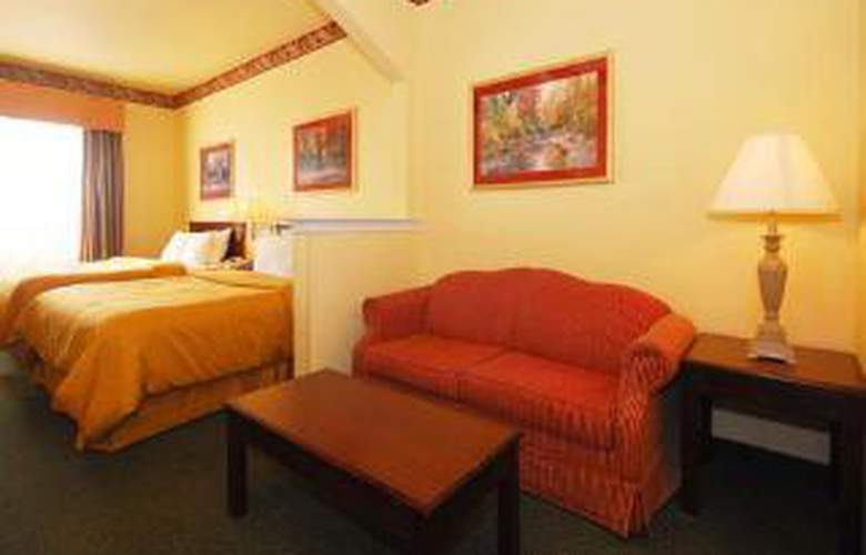 Comfort Suites - Room - 5