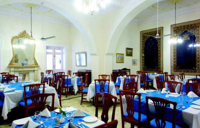 Lalgarh Palace - Restaurant - 5