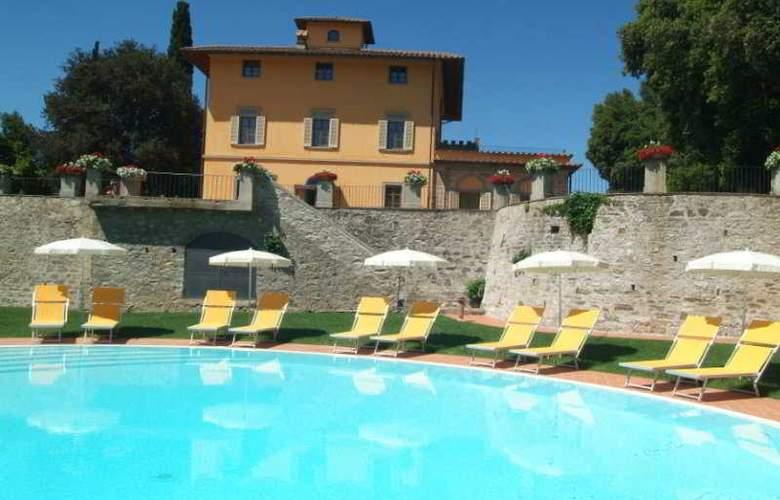 Villa Campomaggio Appt - Pool - 4