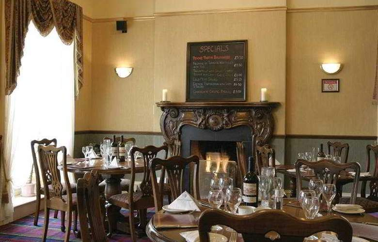 Kintore Arms - Restaurant - 5
