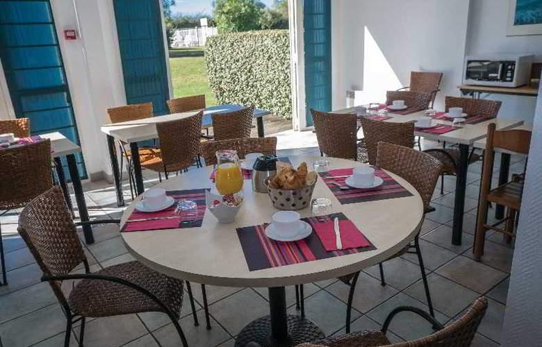 Mer Et Golf Ilbarritz - Restaurant - 54