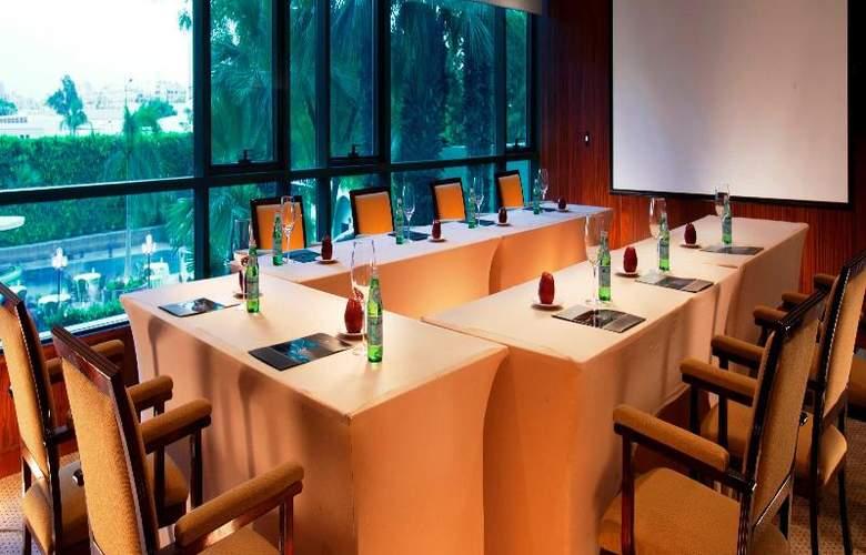 Sonesta Hotel and Casino Cairo - Conference - 11