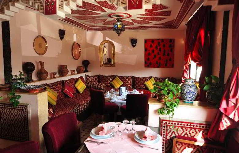 Atlantic Hotel Agadir - Bar - 7