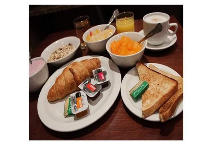 Sidney London-Victoria - Restaurant - 5