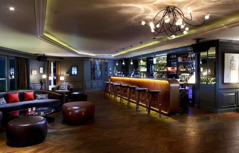 Sofitel Bangkok Sukhumvit - Bar - 120