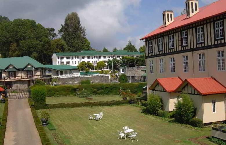 Grand Hotel Nuwara Eliya - Hotel - 8