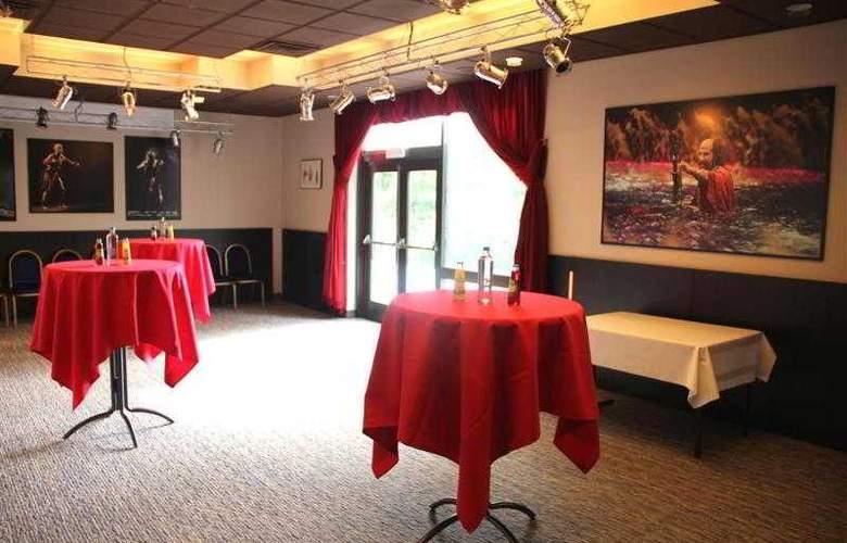BEST WESTERN PLUS Hotel Casteau Resort Mons - Hotel - 58
