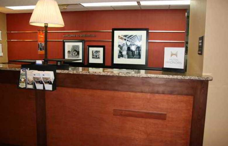 Hampton Inn Hillsville - Hotel - 0
