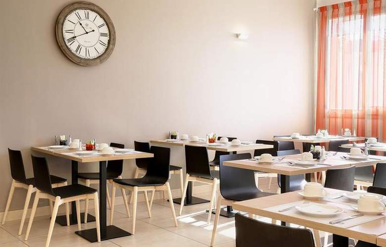 Comfort Hotel Gap Le Senseo - Restaurant - 102