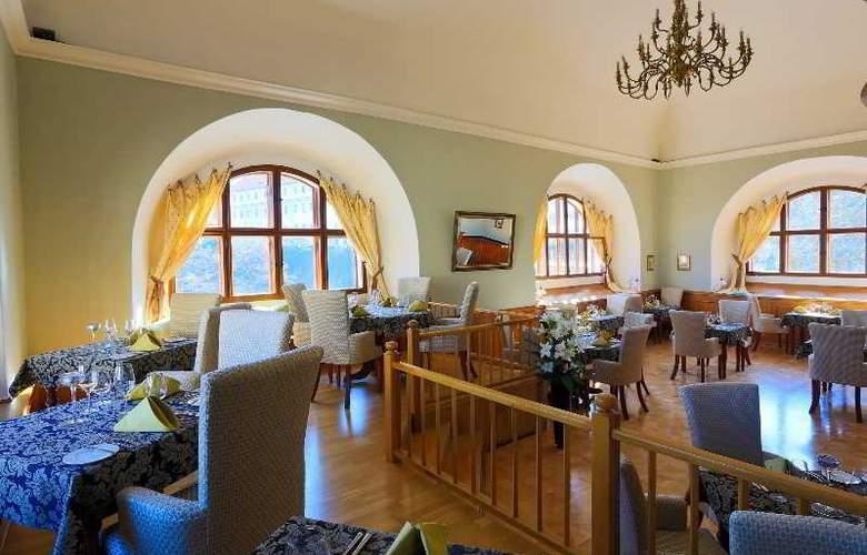 Questenberk Romantic Hotel Prague - Restaurant - 9