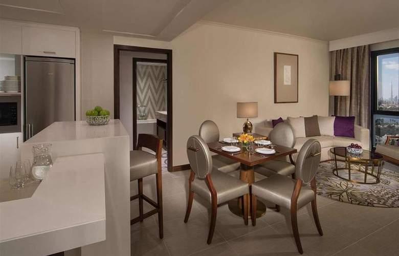 Pullman Dubai Deira City Centre Residence - Room - 14