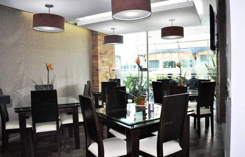 Hotel Santafe Real - Restaurant - 12
