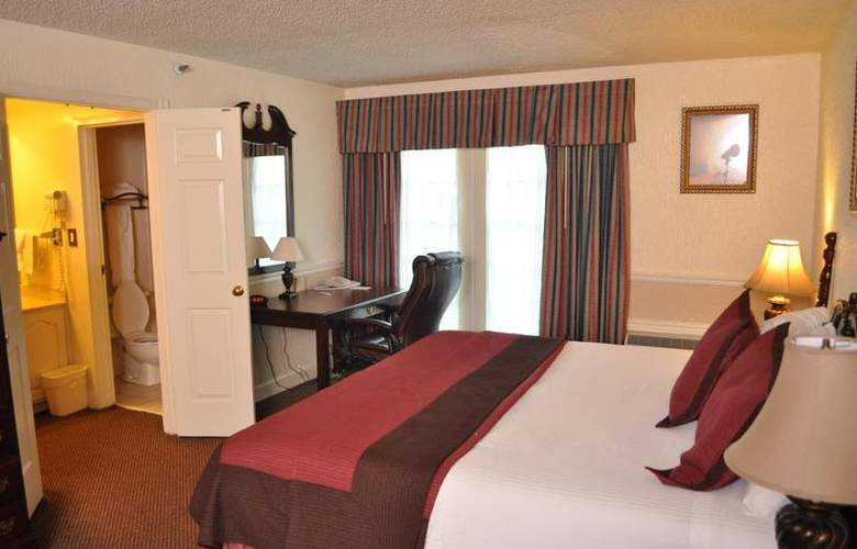 Best Western Chateau Louisianne - Room - 145