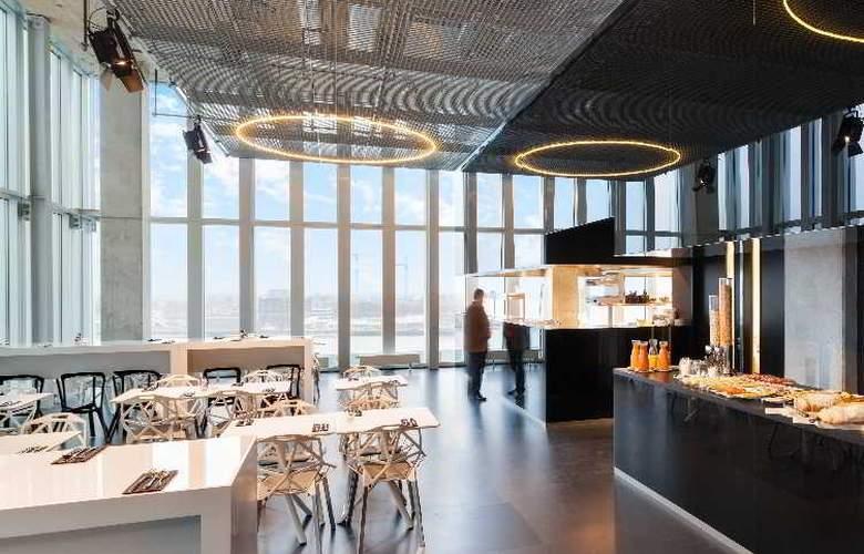 Nhow Rotterdam - Bar - 11