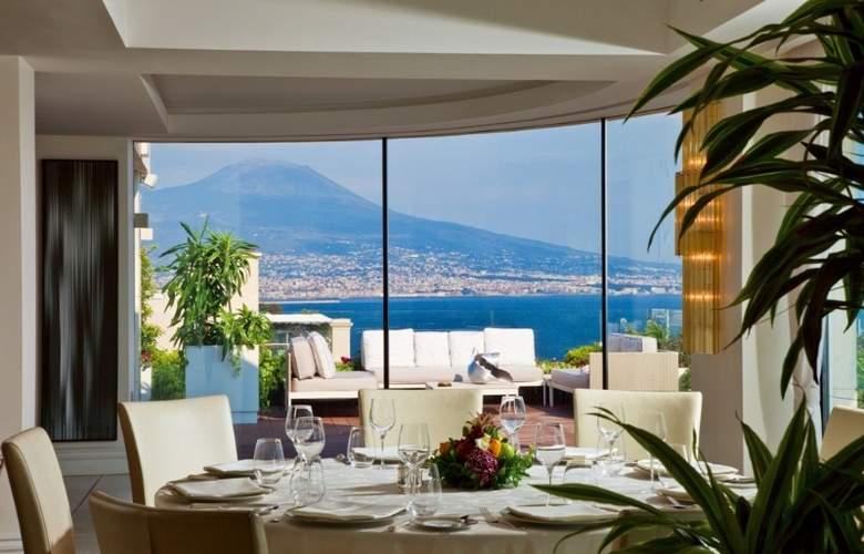 Grand Hotel Vesuvio Naples - Restaurant - 11