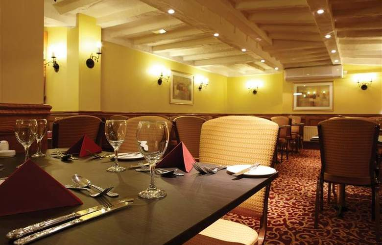 Best Western Westminster - Restaurant - 115